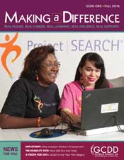 Making a Difference Fall 2016