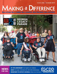 Making A Difference Summer 2015