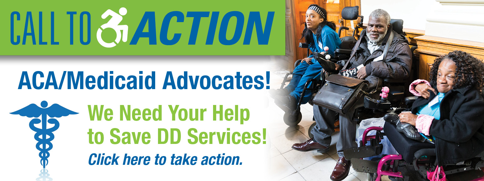 ACA/Medicaid Advocates - Call to Action!