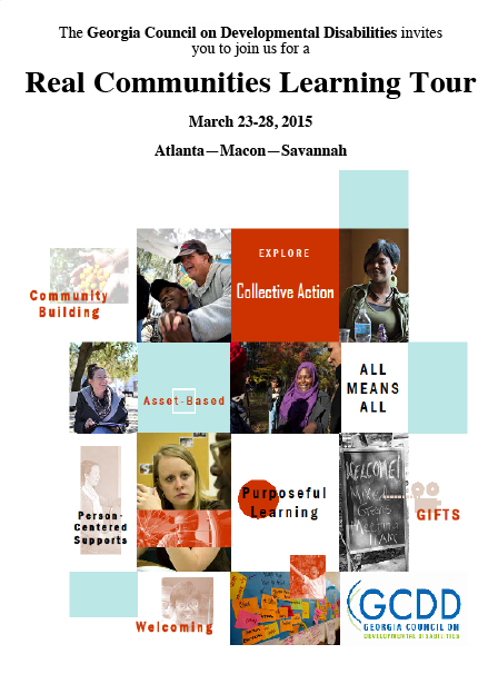 Real Communities Learning Tour March 23-28