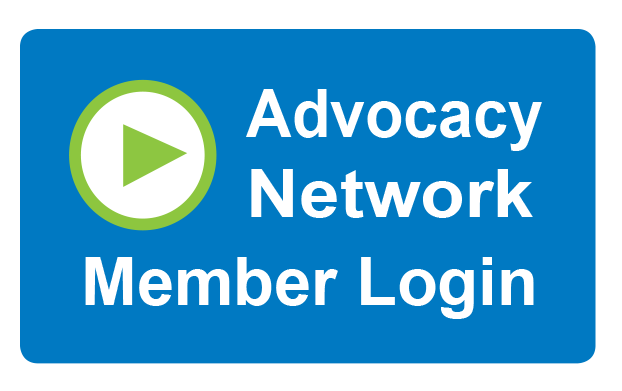 member login advocacy network button 2016