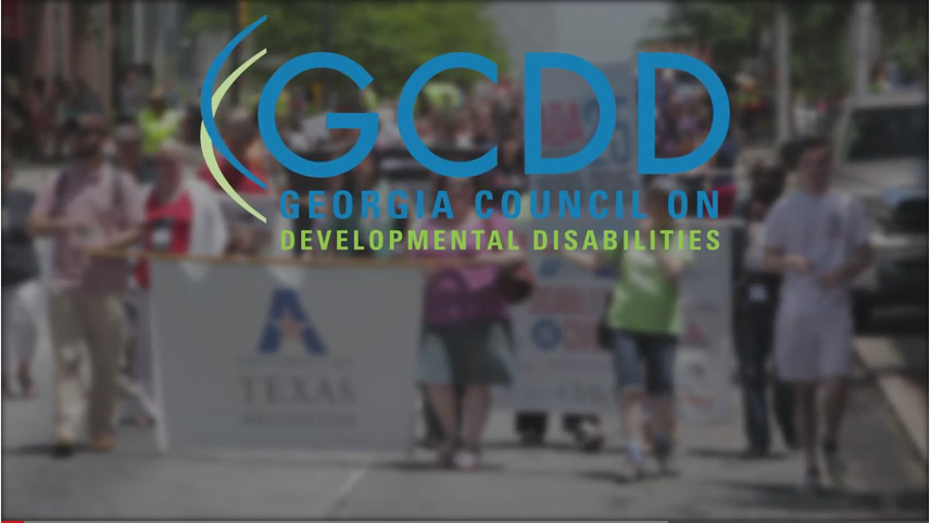 GCDD Celebrates the ADA 25th Anniversary (Captioned Descriptive)