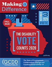Fall 2020 - WHAT'S HAPPENING IN WASHINGTON? Federal Disability Policy Updates
