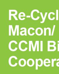 Re-Cycle Macon/CCMI Bike Cooperative