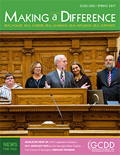 Expert Update: Representative Tony Coelho Speaks at GCDD Employment Advocacy Day