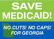 Tell Governor Deal to Help us #savemedicaid!