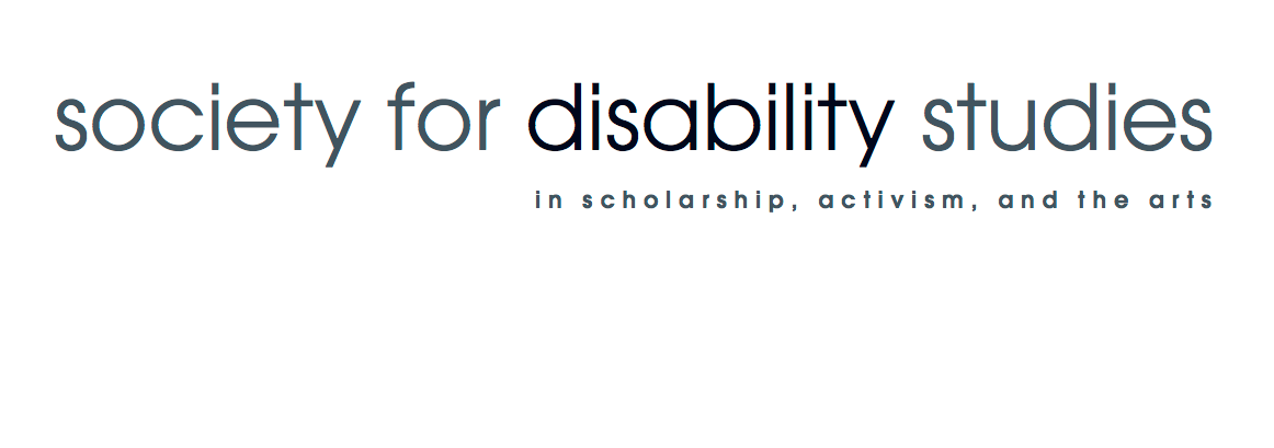 SocietyDisabilityStudies