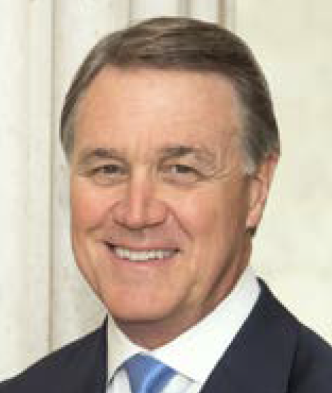 Sen. David Perdue headshot