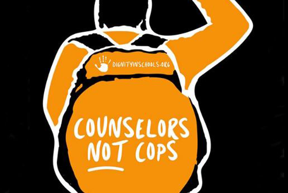 Counselors Not Cops Initiative