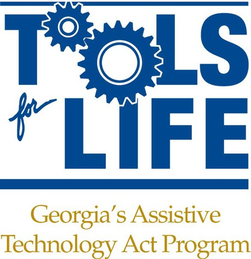 Tools for Life -  Georgia's Assistive Technology Act Program logo