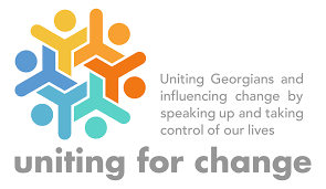 Uniting for Change logo