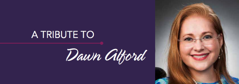 A Tribute to Dawn Alford