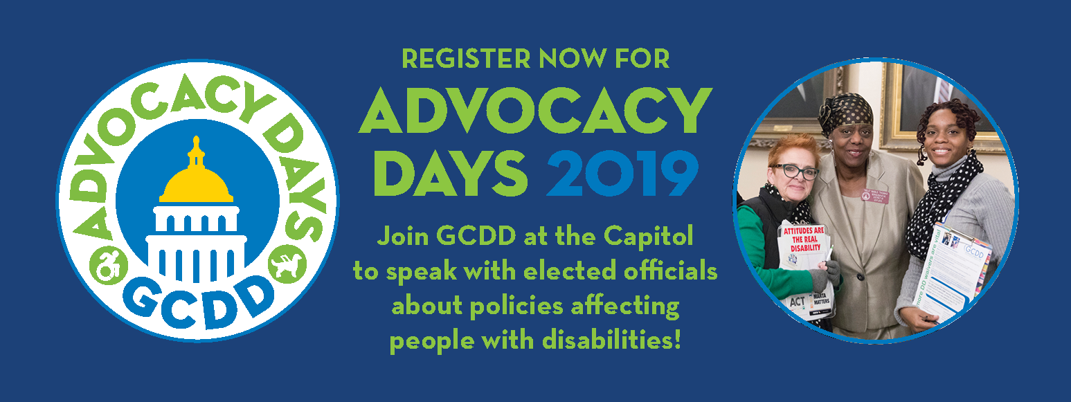 Register Now for 2019 Advocacy Days!