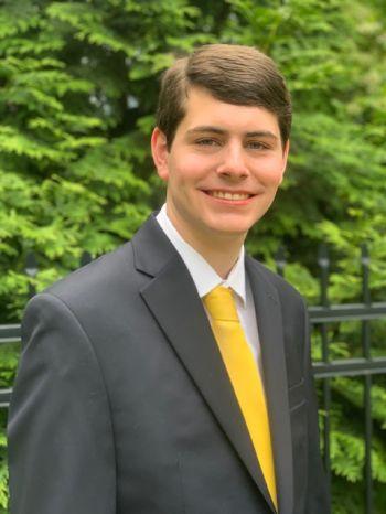 Tyler Crawford, IPSE graduate