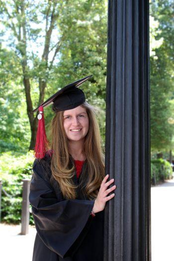 Malerie Moulder, IPSE graduate
