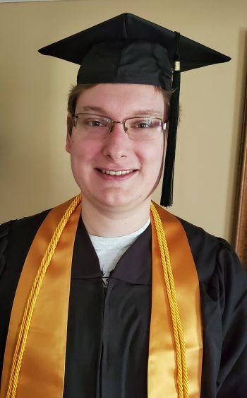 Spencer Patterson, IPSE graduate