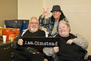 I am Olmstead