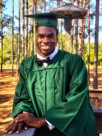 Martavious Carroll, IPSE graduate