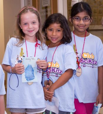 Club SciKidz Summer Camp