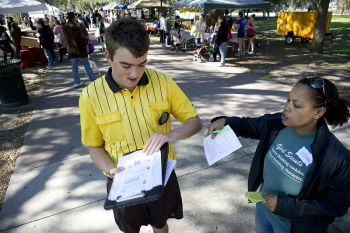 Savannah Forsyth Farmers' Market Project-2