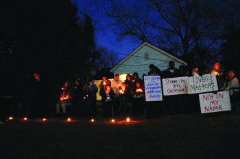 Warren Hill Vigil