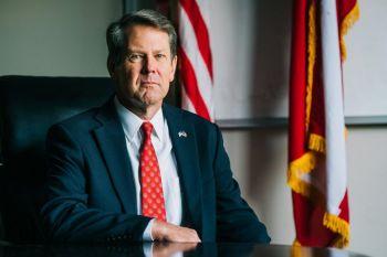 Georgia Governor-Elect Brian Kemp
