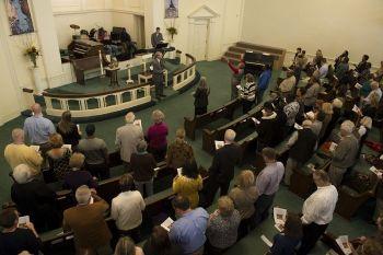 Centenary United Methodist Church - 33