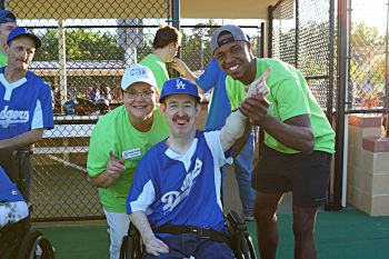 Miracle League Accessible Baseball Field