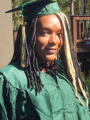 Gwenique Rountree, IPSE graduate