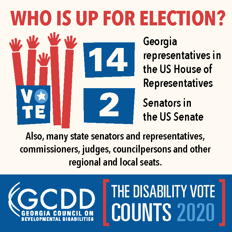 Find out who is seeking election/re-election in Georgia.