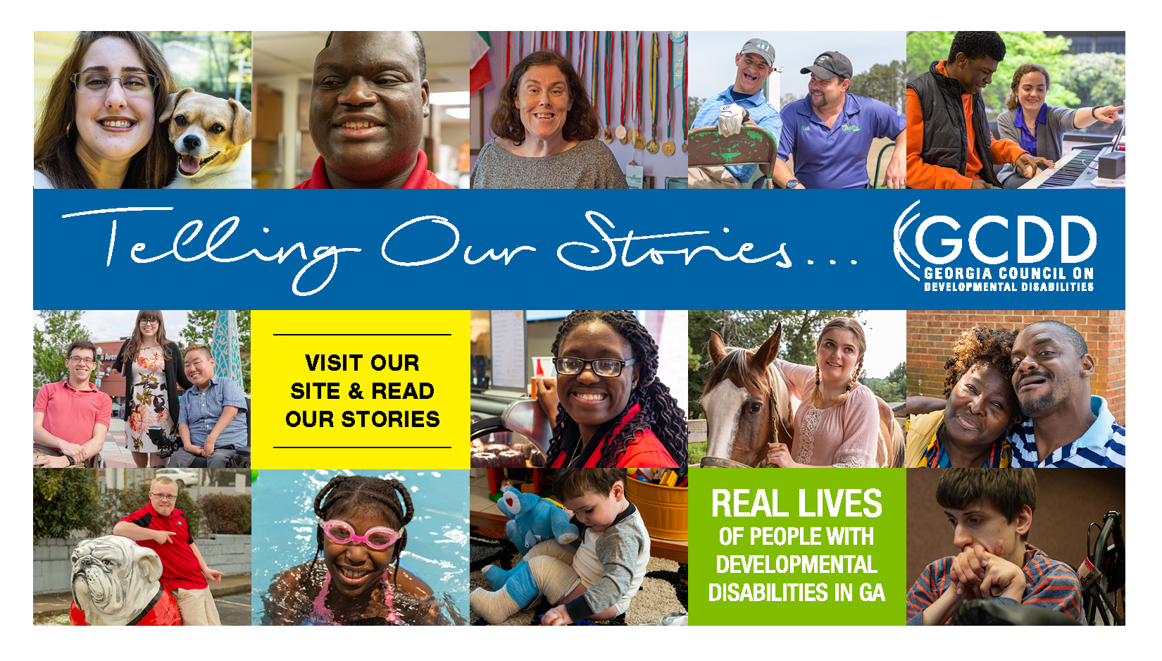 Telling Our Stories website