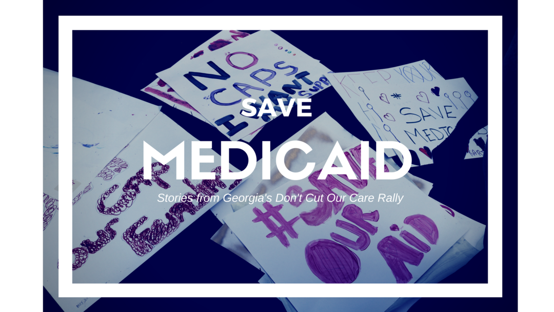 Save Medicaid: Parent Advocate Roger Sunday